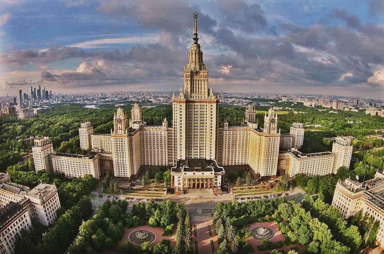 Moscow State Lomonosov University